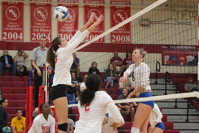 South Mountain Takes Down #10 Mesa in Five Sets