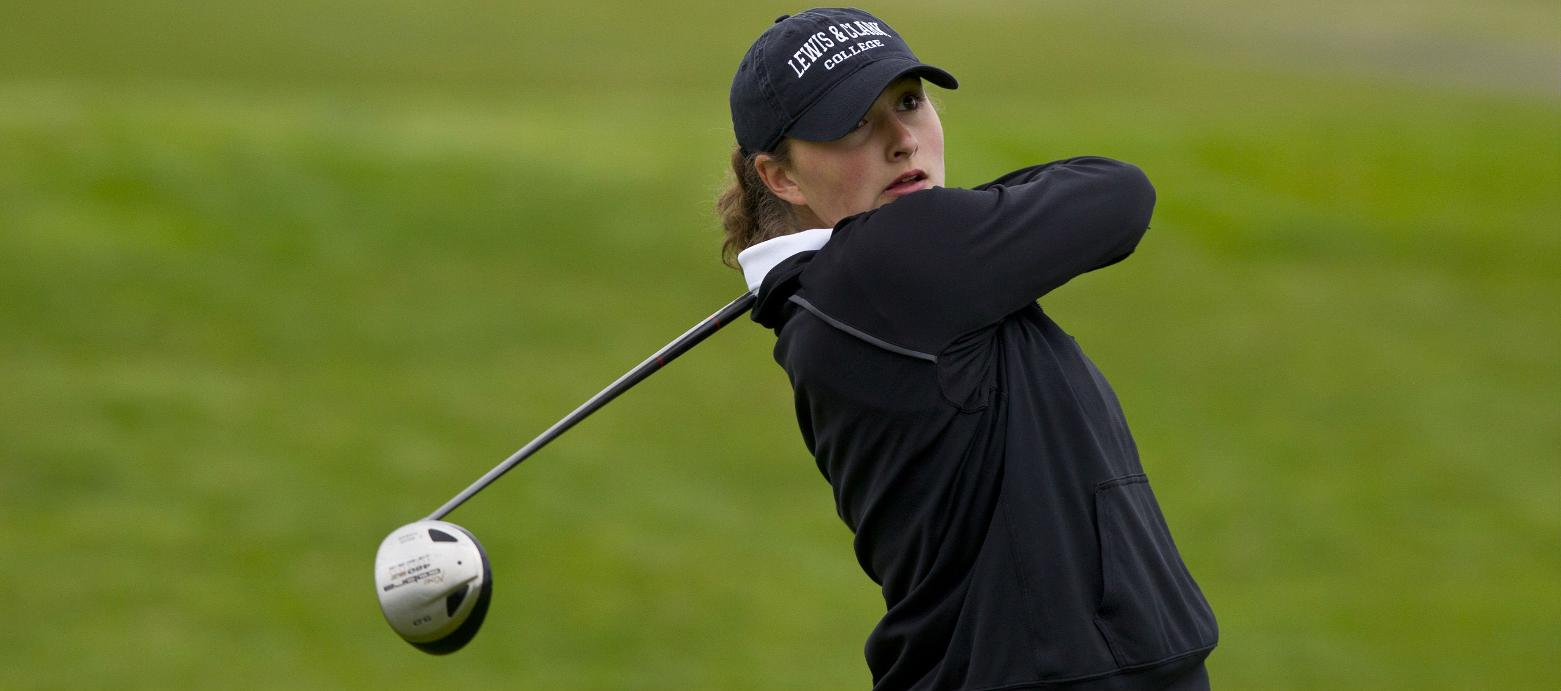 Women's Golf Moves Up at NWC Fall Classic