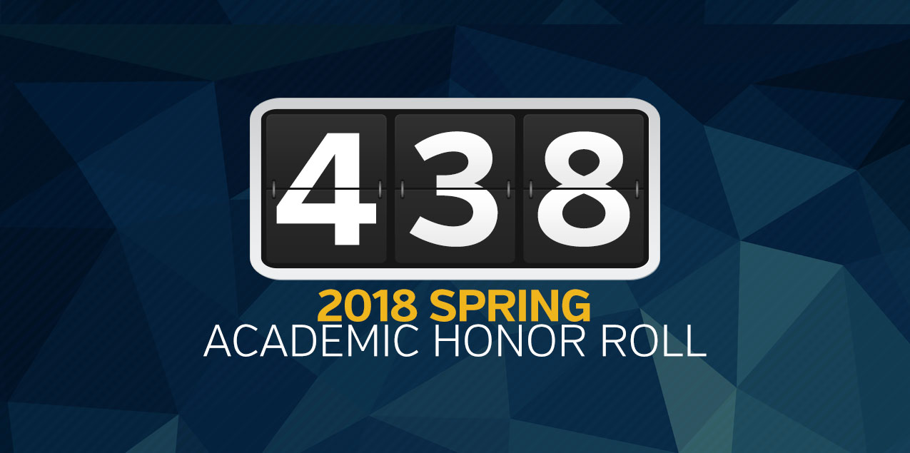 SCAC Announces Spring Academic Honor Roll Recipients