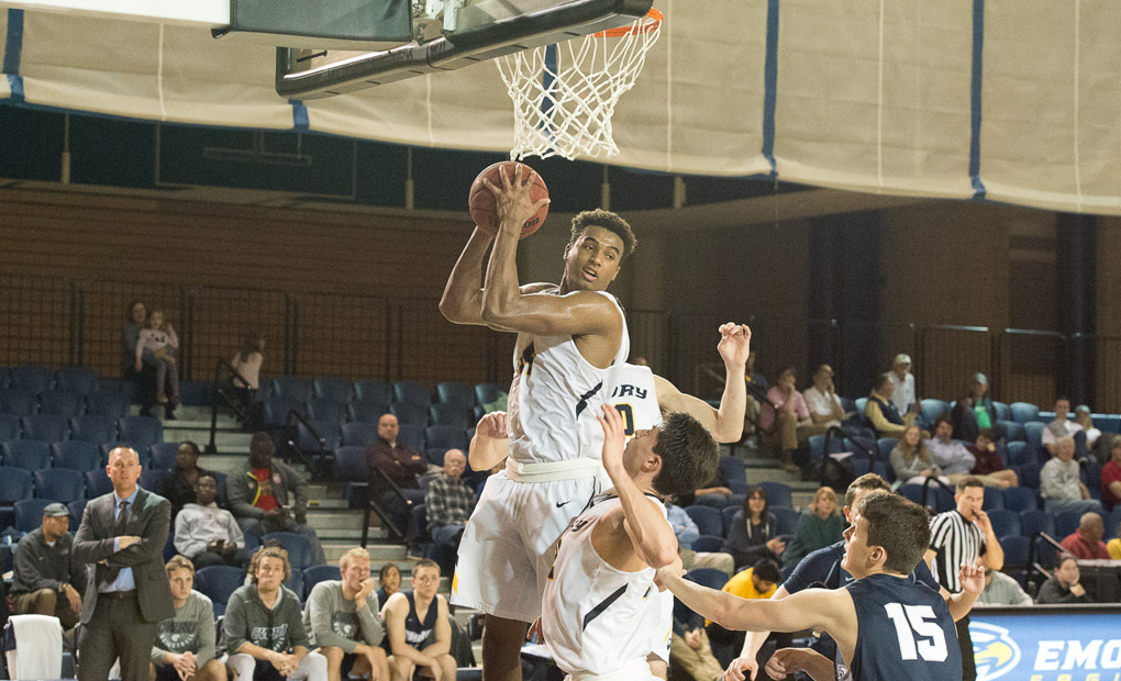 Emory Men's Basketball Travels To Maryville For Thanksgiving Classic