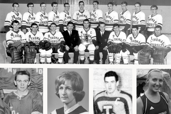 St. Thomas Announces Sports Wall of Fame Induction Class for 2017
