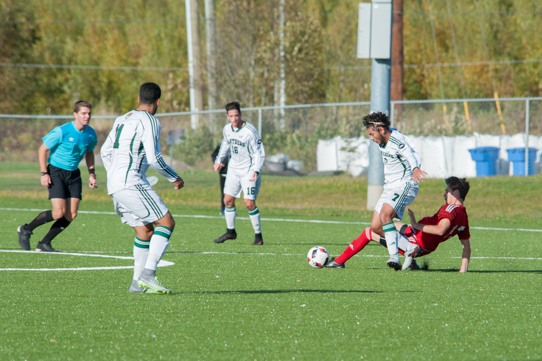 Panthers come up short, fall to UNB 1-0
