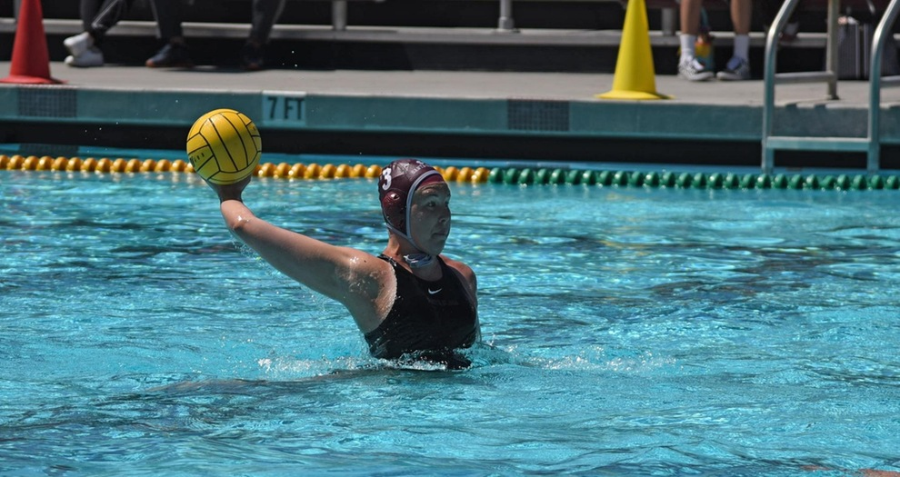 Women's Water Polo Set for Saturday's Santa Clara Invitational