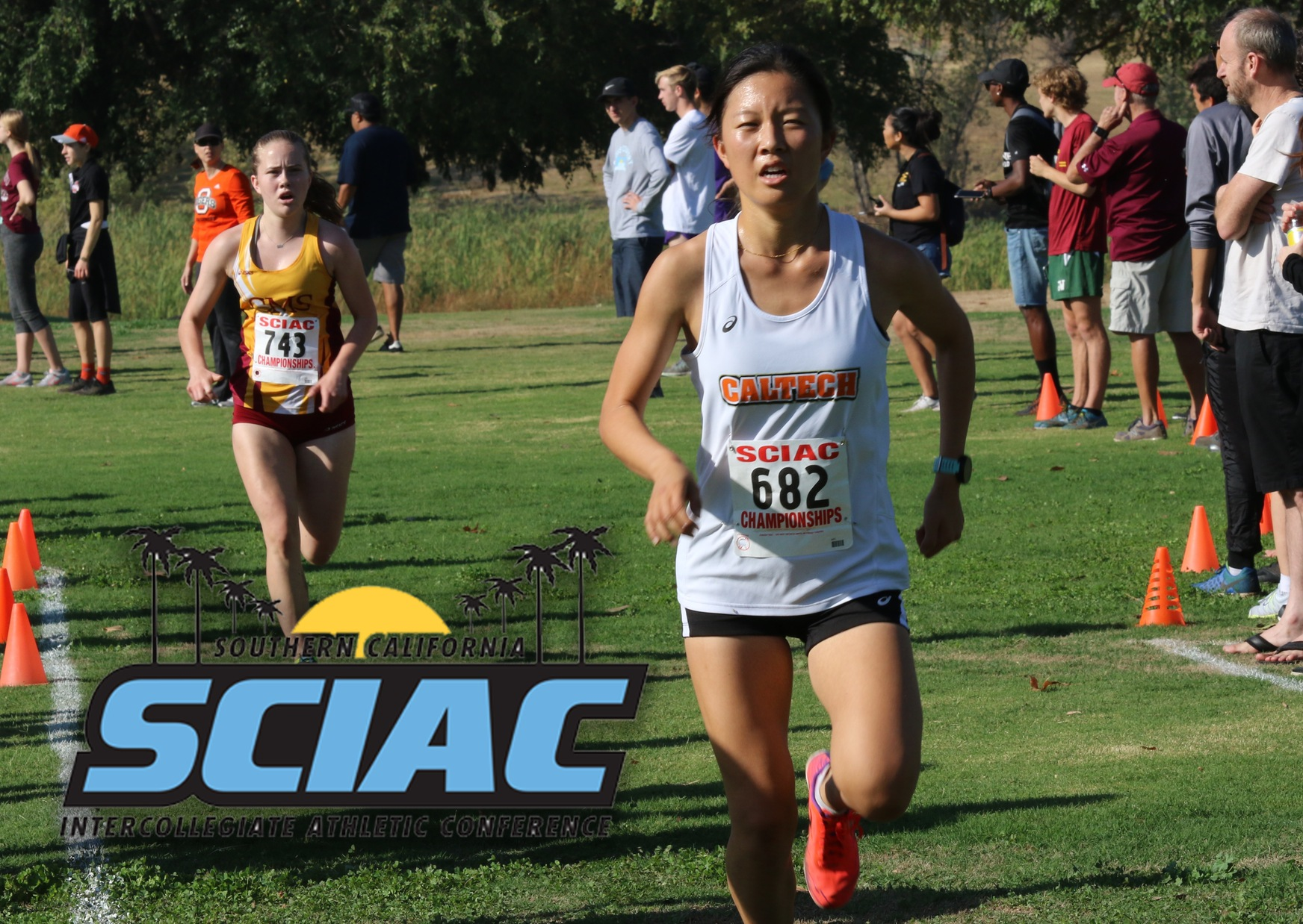 Hu Named SCIAC Cross Country Athlete of the Week