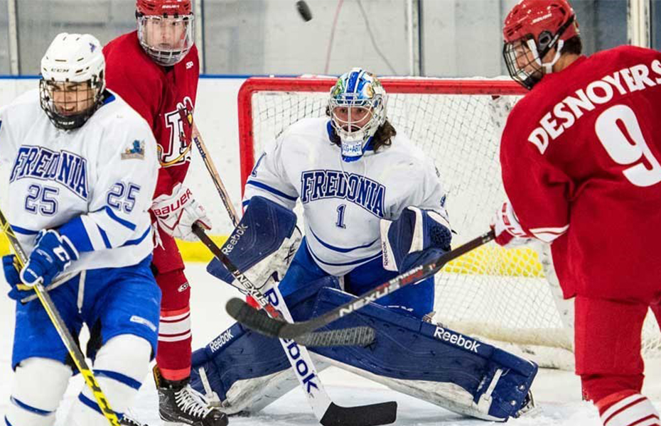 Game of the Week: Fredonia vs. Plattsburgh game-winning goal scored with 39 seconds remaining