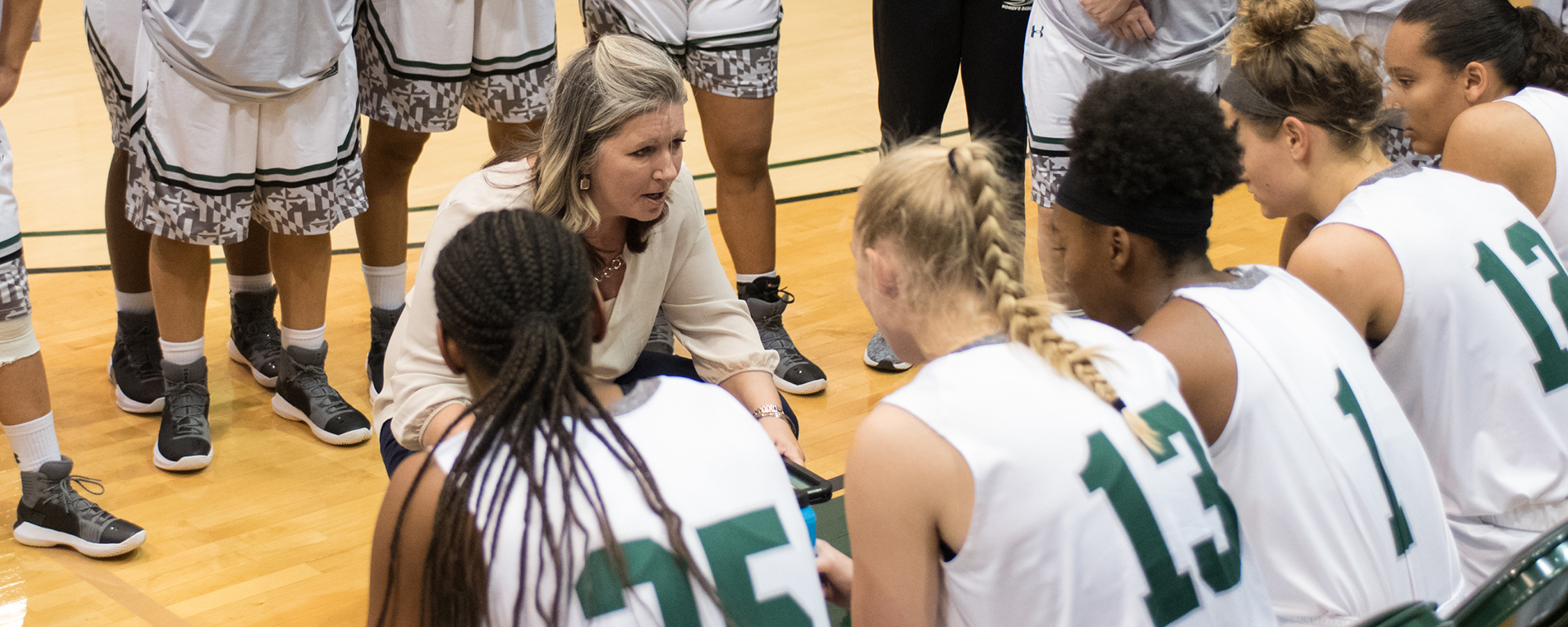 Women's Basketball Opens at Home November 10