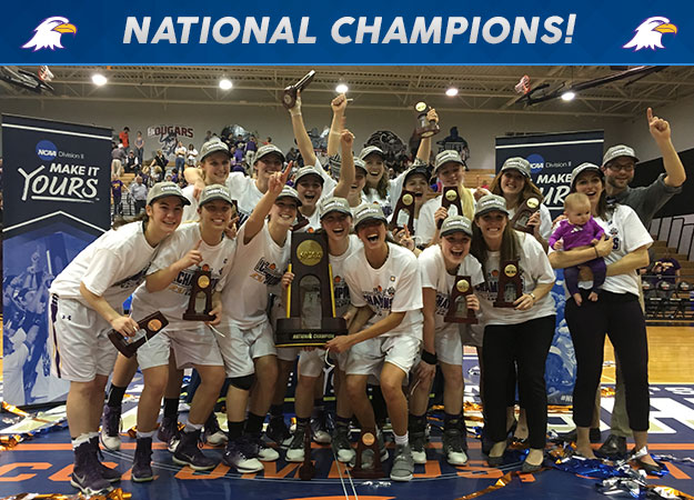 PERFECTION! Ashland Wins 2017 NCAA Division II Women's Basketball National Championship