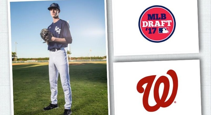 Jackson Tetreault Drafted in the 7th Round of MLB Draft