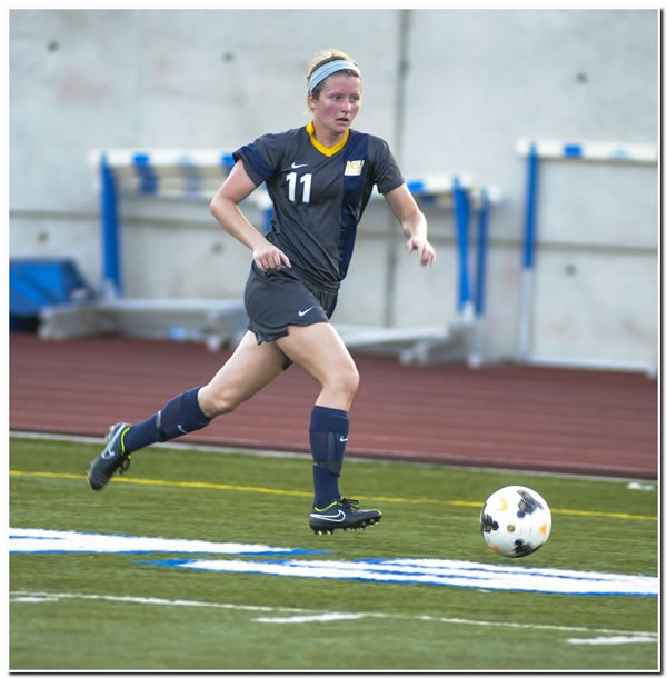 Mount women's soccer team falls at home to Wilmington College, 2-0