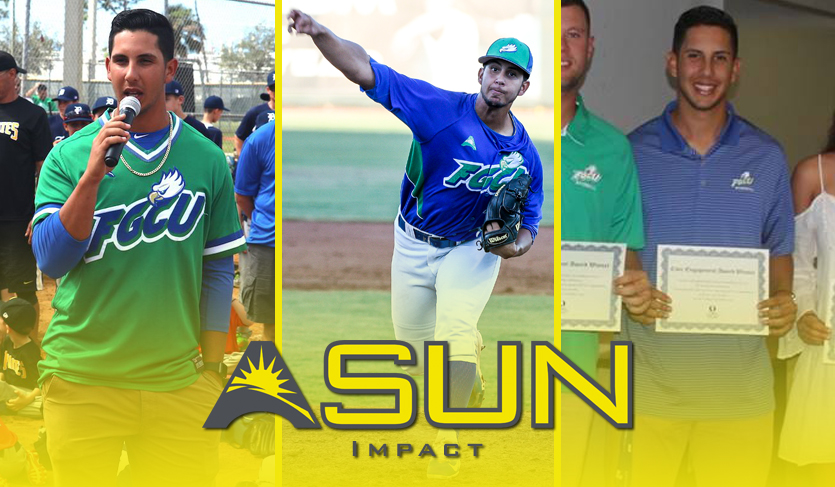 ASUN Beam Video Series: Mario Leon, FGCU