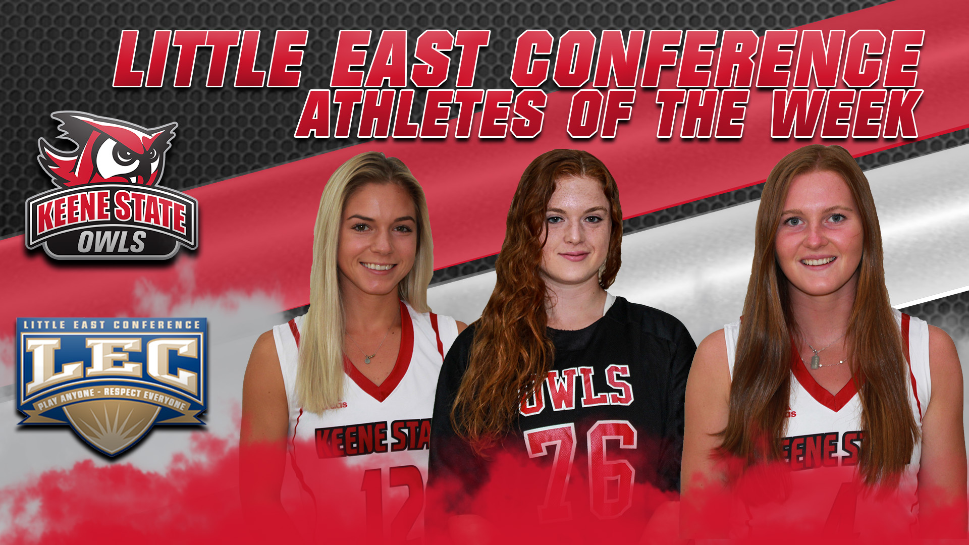 Babbitt, McCall, and Loseby Pick Up Final LEC Weekly Honors