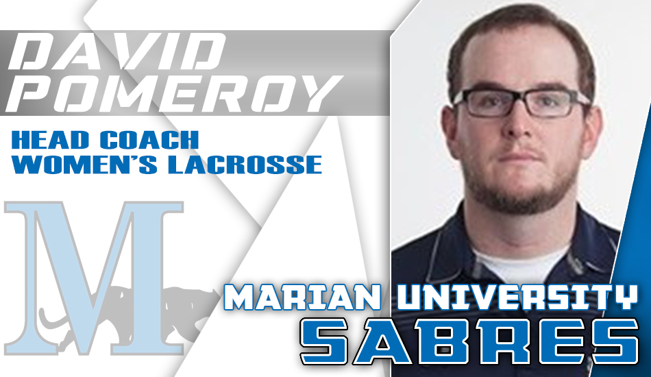 Marian announces addition of women's lacrosse; Pomeroy to lead program