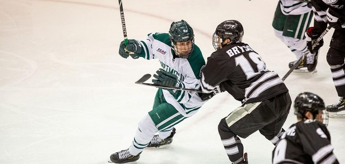 Special teams the difference as Dartmouth loses to No. 6 Quinnipiac