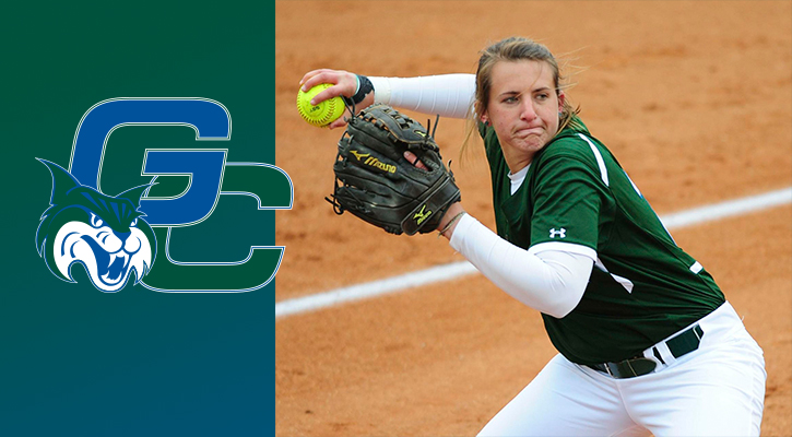 GC Softball Extends Winning Streak to Seven with Sweep, 2-1 and 4-3