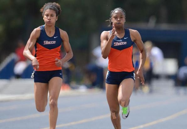 Titans Conclude Competition at NCAA West Regionals Saturday