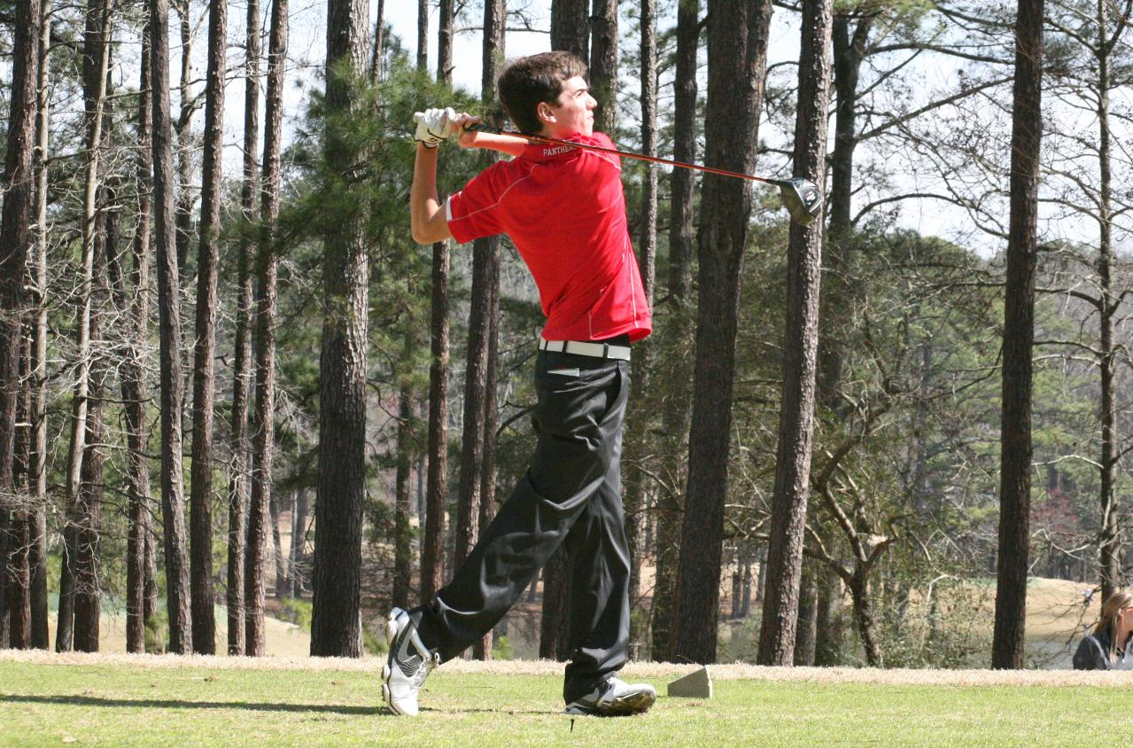 Golf: Panthers finish ninth at Gordin Classic