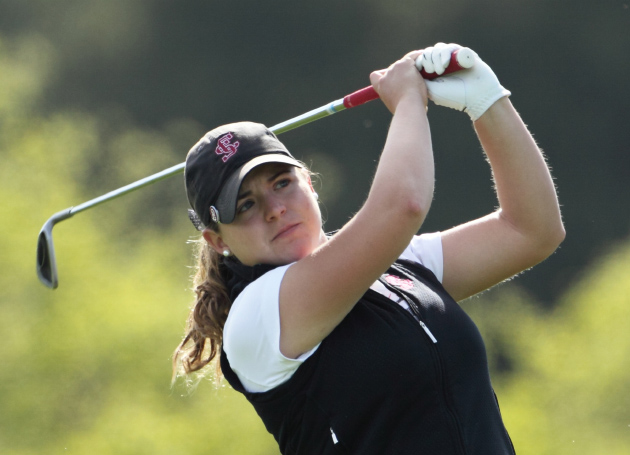 WCC Women's Golf Championship Report: Round One
