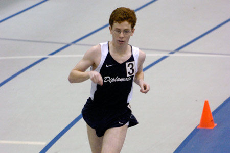 Bell Placed 2nd in 1500m