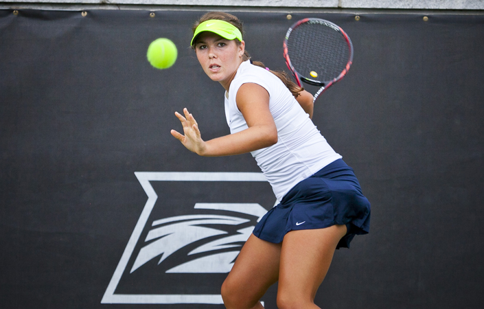 Eagles Open Play at USTA/ITA Regional Championships