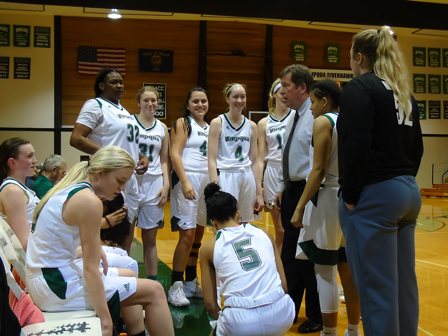 Women Roll Over LBCC