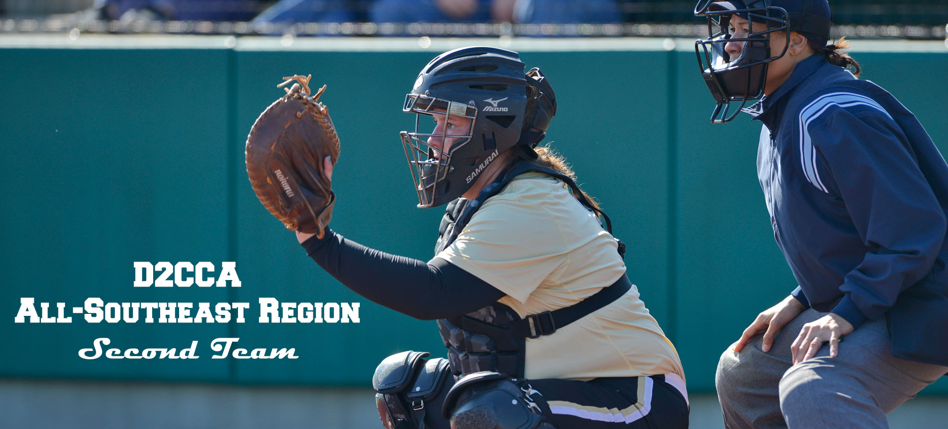 Niles Earns D2CCA Softball All-Southeast Region Second Team Honors