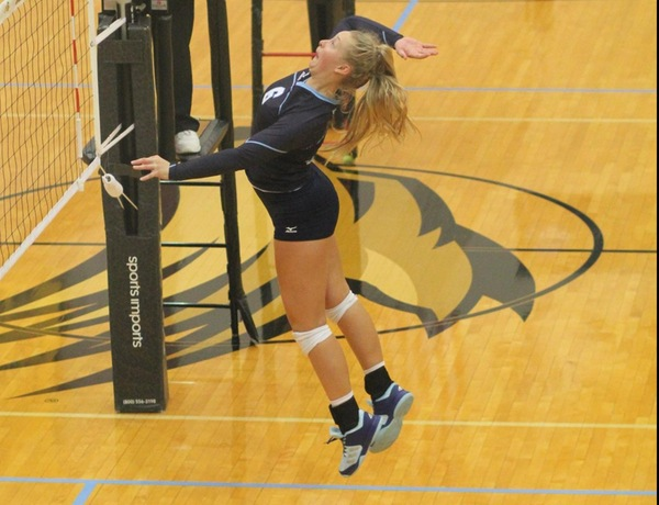 Westminster Volleyball Rolls to Fifth Straight Win