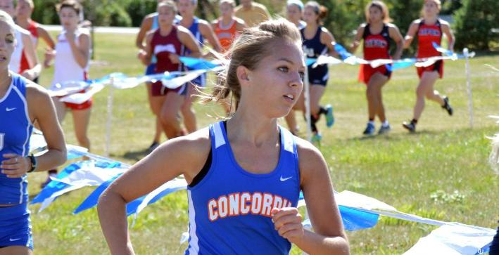 Women's Cross Country posts five season-best times at WPCC