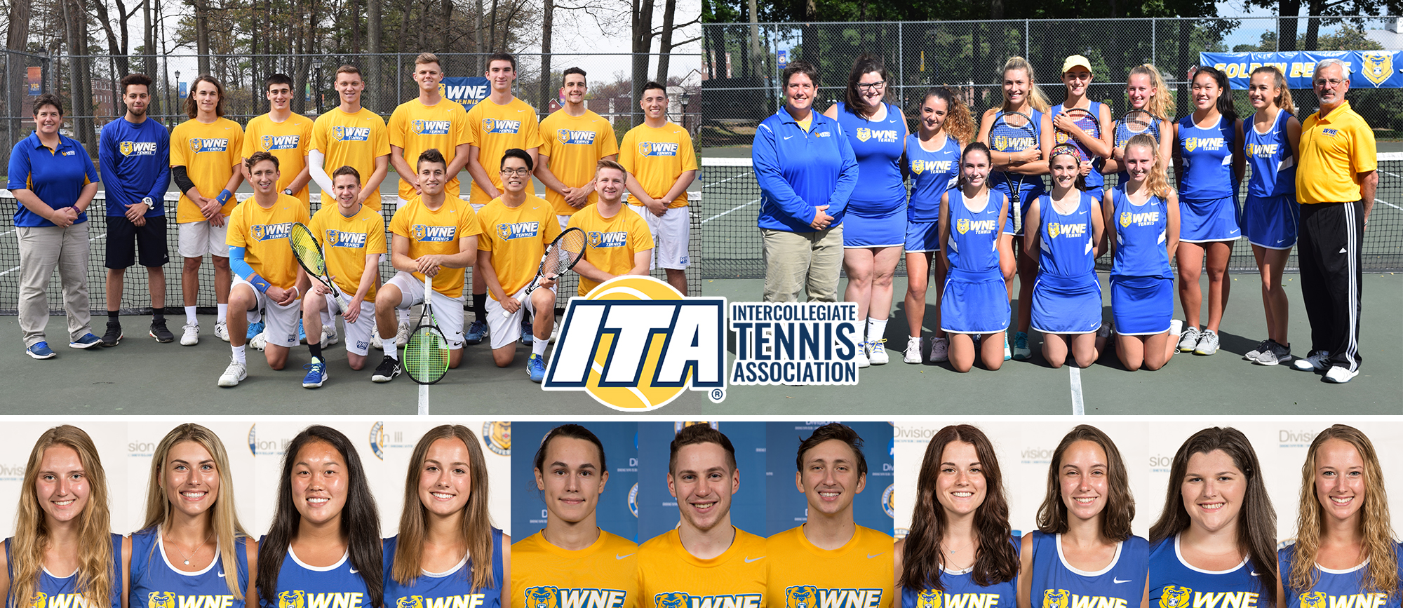 Men's & Women's Tennis Teams Earn ITA All-Academic Awards