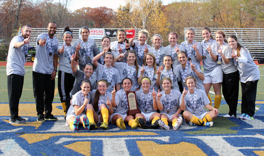 Worcester State Wins 2014 MASCAC Women's Soccer Tournament Title