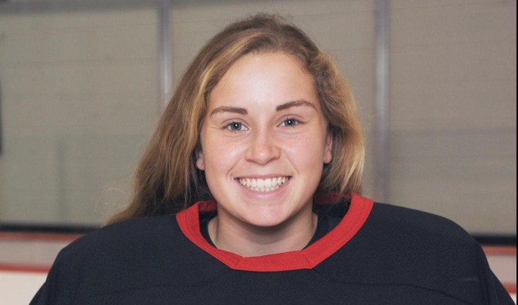 Jacque Rogers Named NCHA Defensive Player of the Week