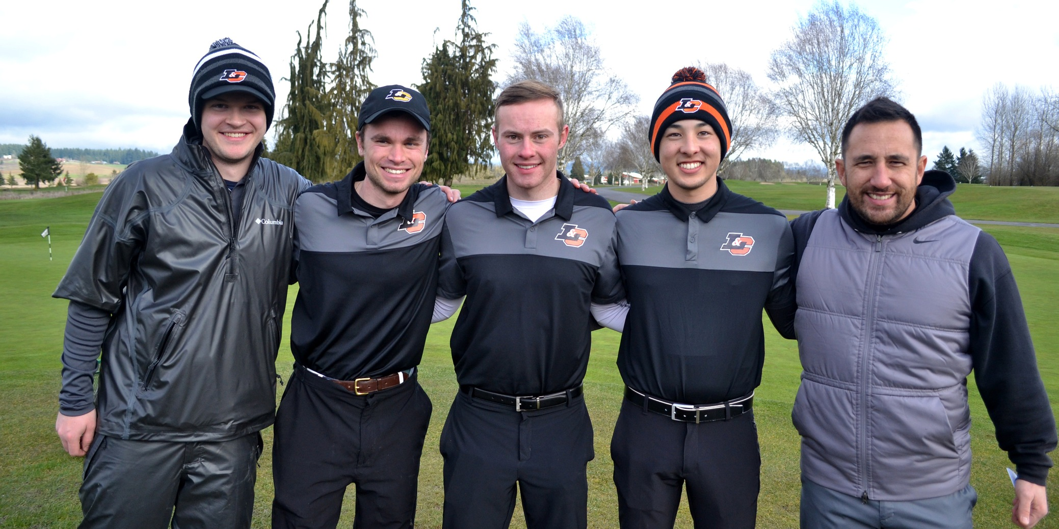 Multiple Pios improve on day one scores as team finishes in fourth