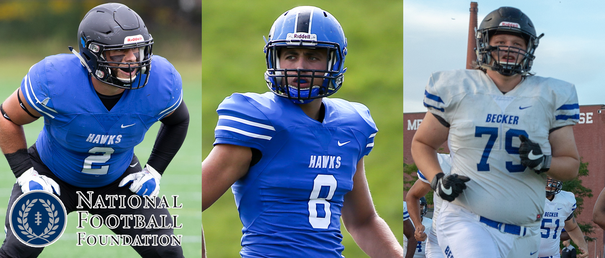 NFF Hampshire Honor Society: Bianco, Mole, Rogerson