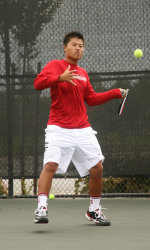 Freshman Jay Wong Victorious in First Collegiate Tournament