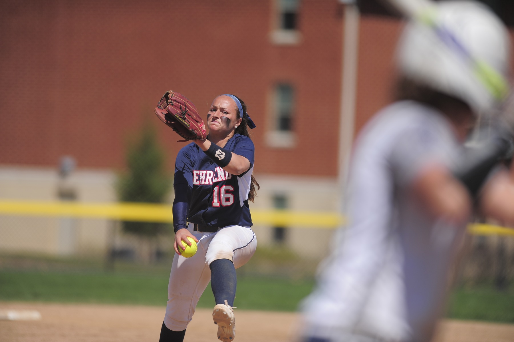 Softball Defeats John Carroll; Falls to Wittenberg