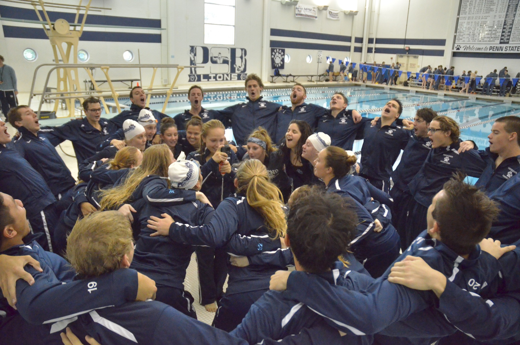 Swimming & Diving Travels to Fredonia For Three-Day Invitational