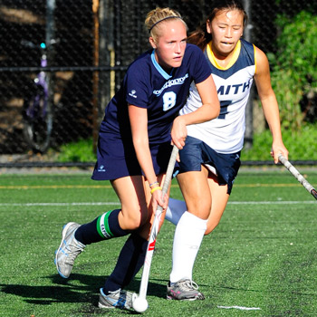 Field Hockey Falls 4-2 to Springfield in NEWMAC Quarterfinals