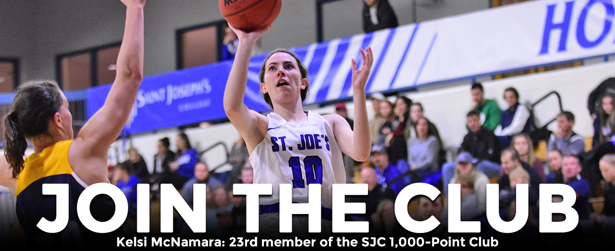 McNamara Becomes 23rd Player to Join SJC 1,000-Point Club