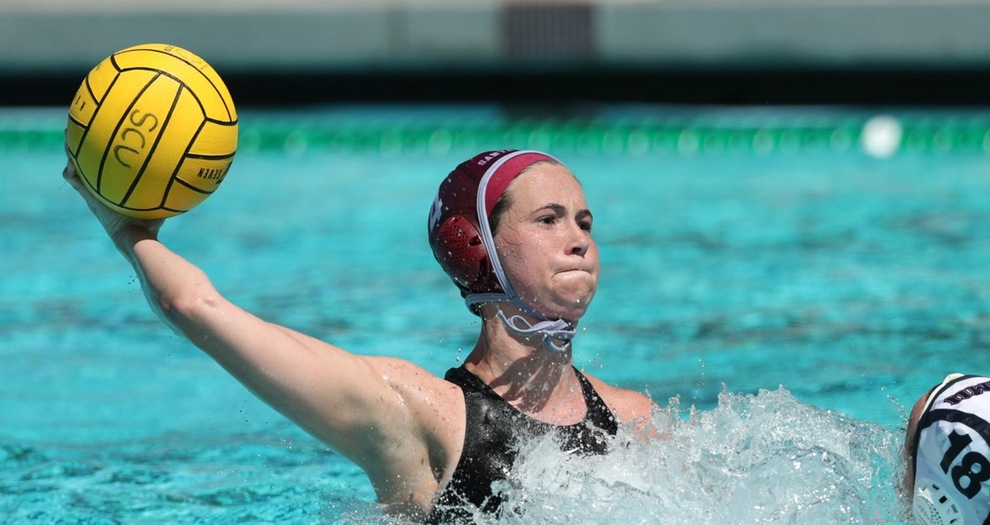 Women's Water Polo Eases Past Concordia on Wednesday