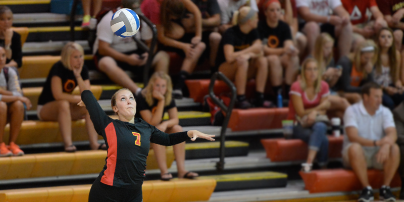 Volleyball goes winless at Platteville