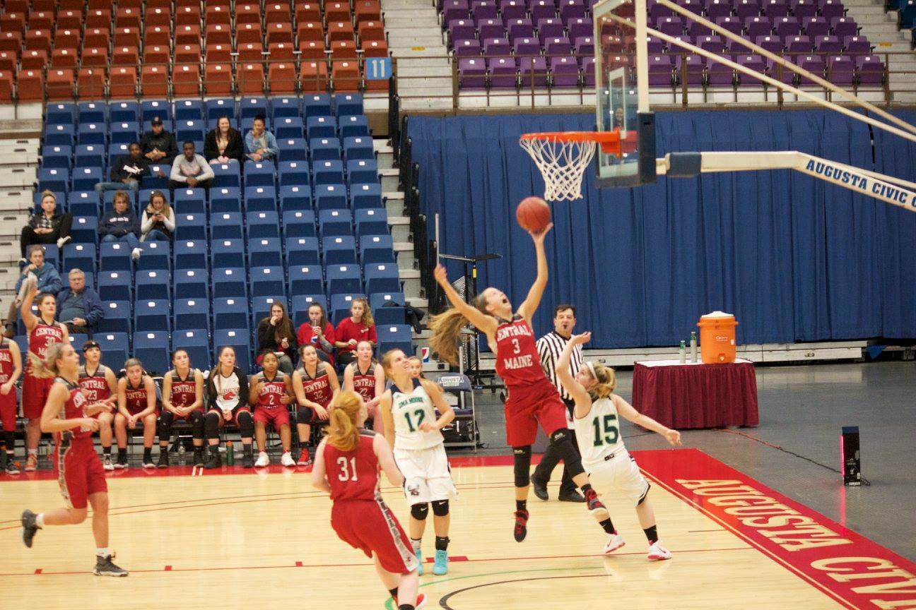 Women's Basketball dominant in win over Vermont Tech