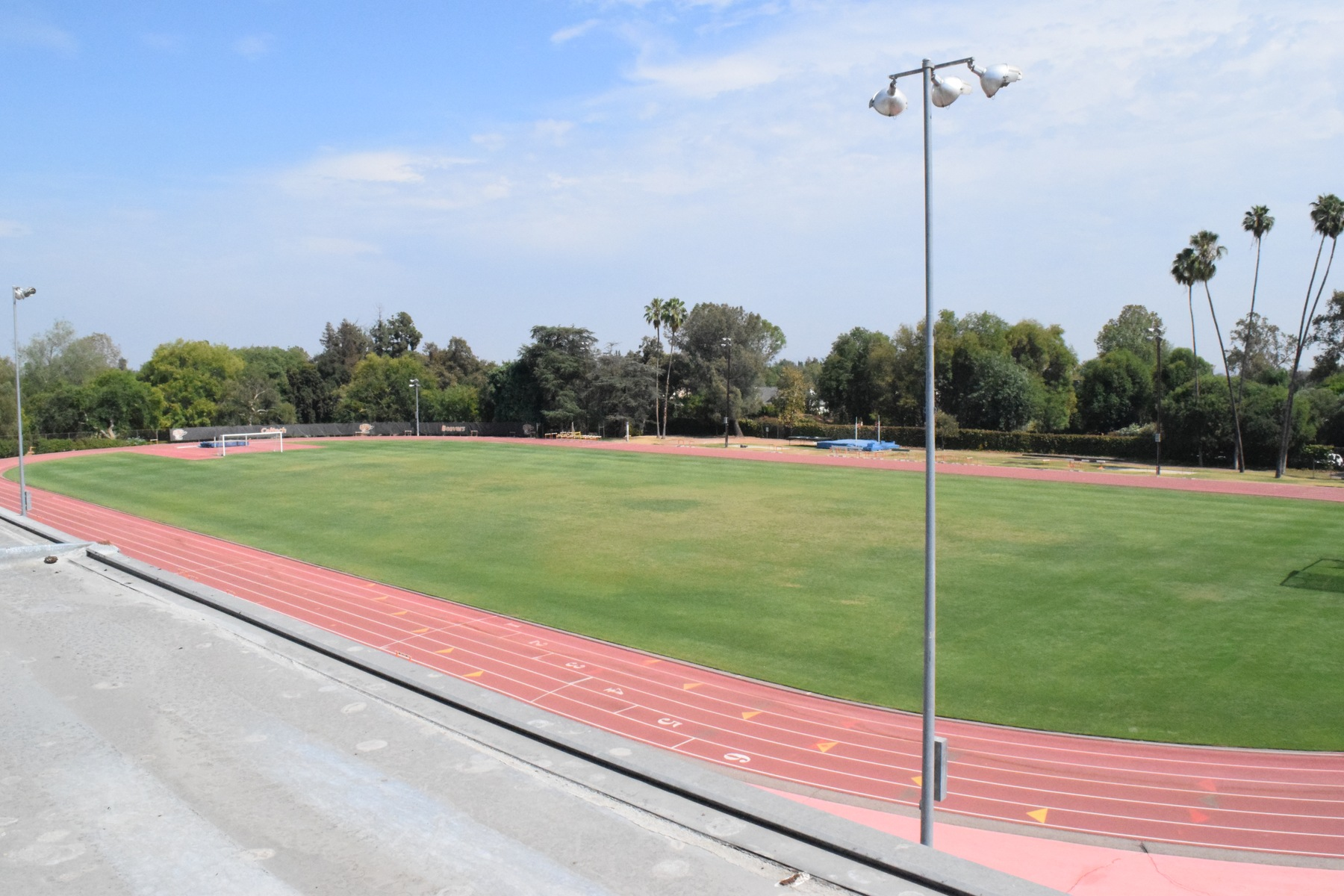 Track Set for Late July Facelift