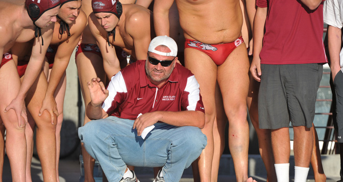Men's Water Polo Releases 2013 Schedule