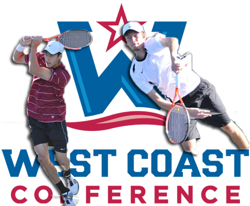 Lamble and Osintsev Named West Coast Conference Men's Doubles Team of the Month For March