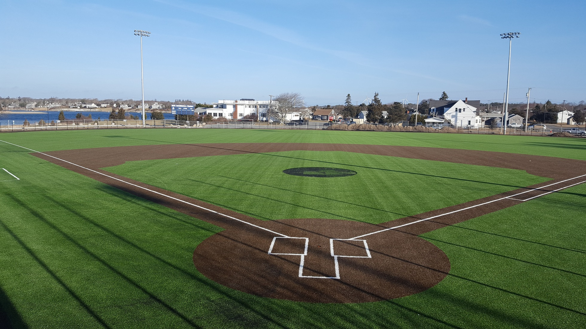 Baseball Field Grand Opening - 14 March 2018