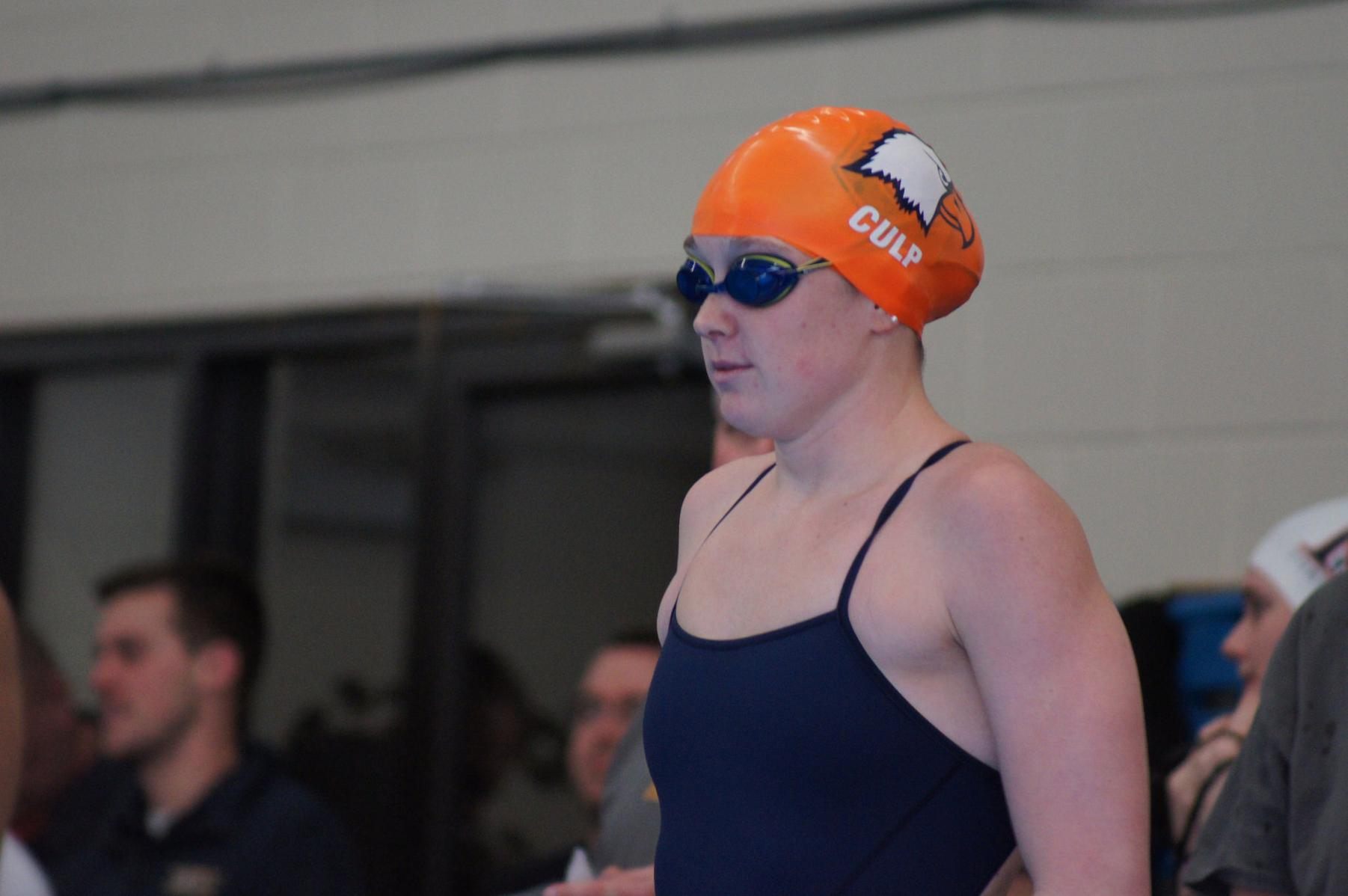 Five swimmers named CSCAA Scholar All-America