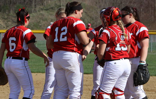 2012 YSU Softball