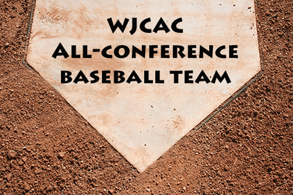 2017 WJCAC All-Conference Baseball Team