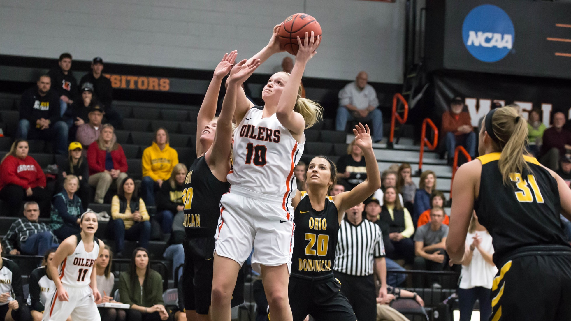 Oilers Stumble at Hillsdale