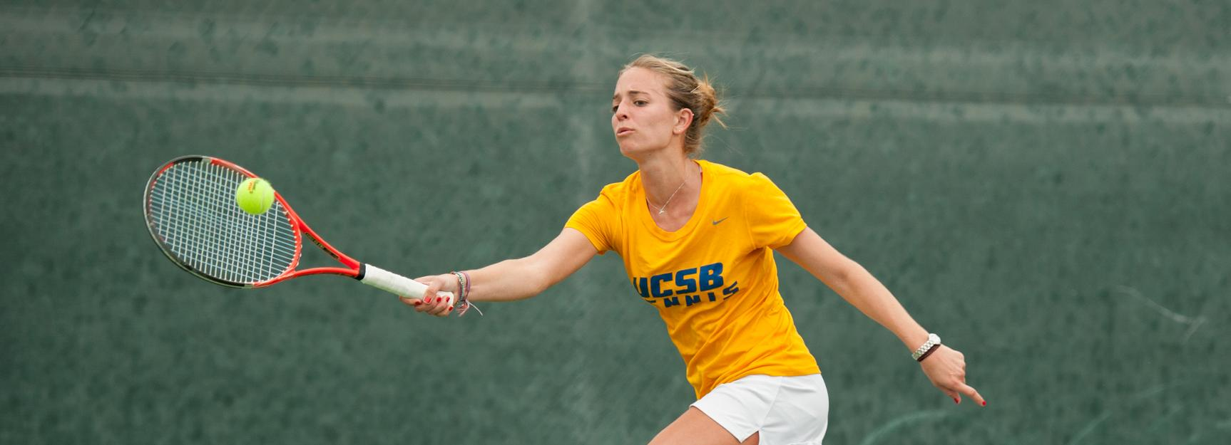 UCSB Battles Against No. 64 Santa Clara; Endures Another Tough 4-3 Loss