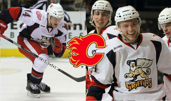 Former Bulldog Skater Chad Billins Signed By NHL's Calgary Flames